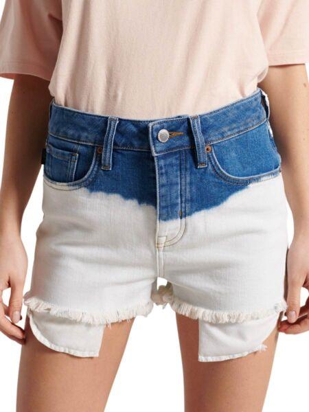 Ženske traper kratke hlače - Superdry