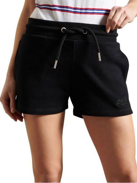 Crne ženske kratke hlače - Superdry