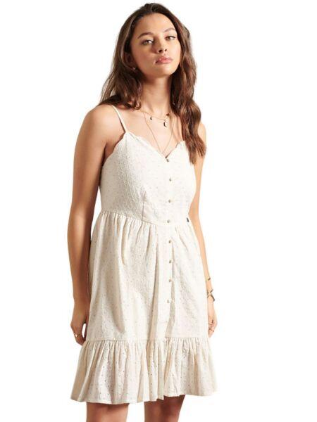 Superdry - Lepršava mini haljina