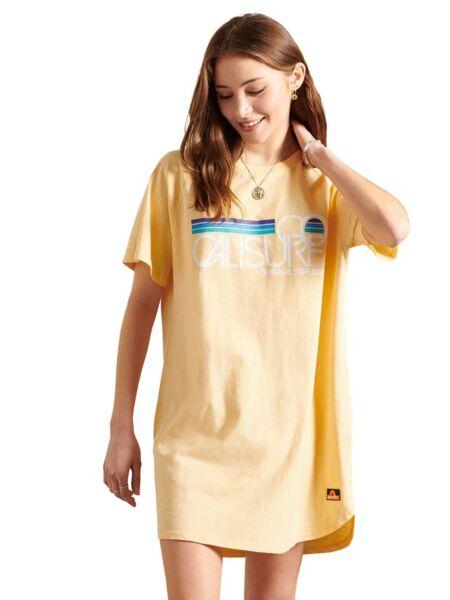 Ležerna haljina kratkih rukava - Superdry
