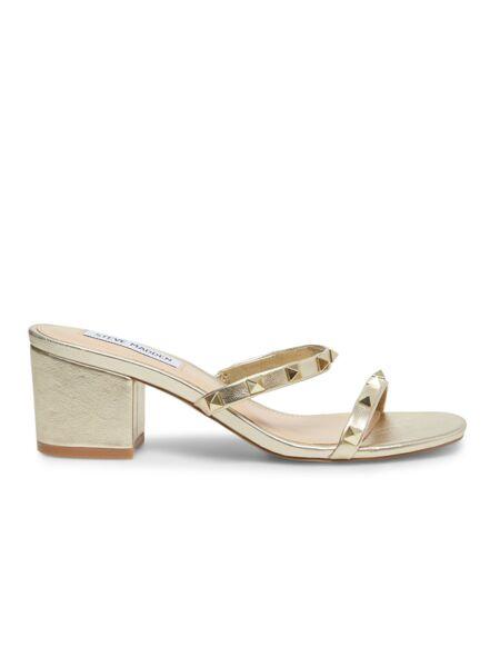 Zlatne ženske papuče - Steve Madden