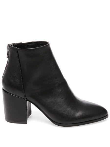 Plitke ženske čizme sa blok štiklom - Steve Madden