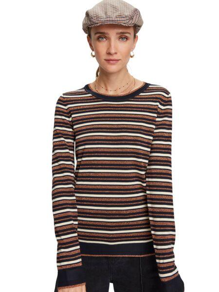 Ženski džemper na prugice - Scotch&Soda