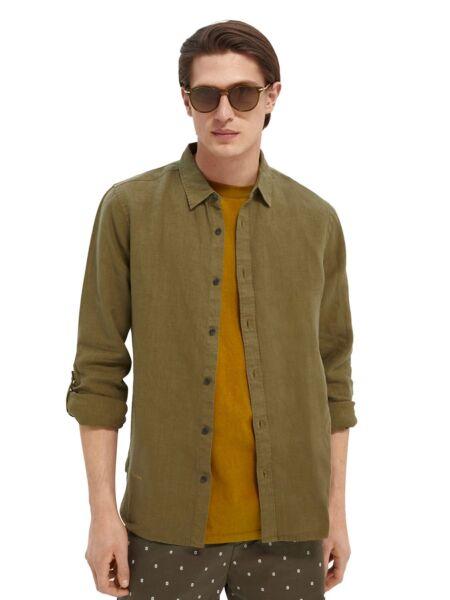 Lanena muška košulja - Scotch&Soda