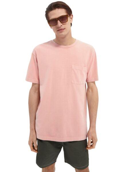Scotch&Soda - Roze muška majica