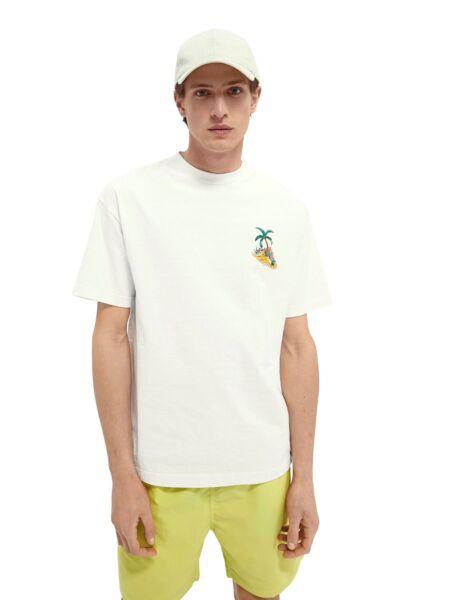 Muška majica sa grafikom - Scotch&Soda