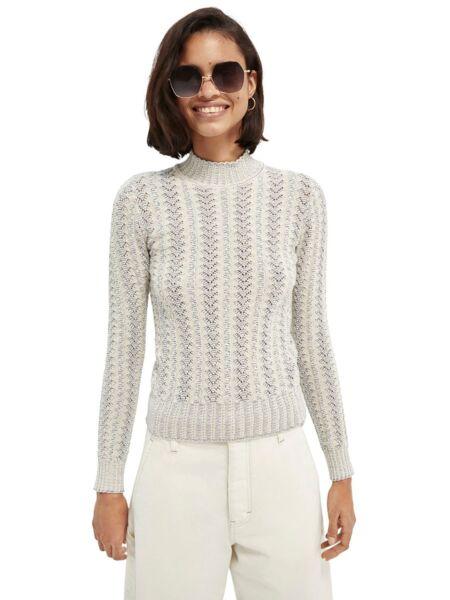 Scotch&Soda - Slim fit ženski džemper