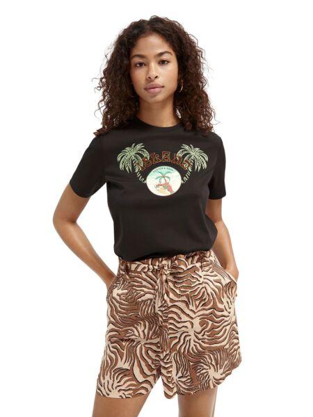 Ženska majica sa grafikom - Scotch&Soda