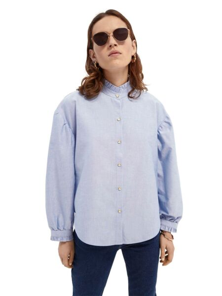 Plava ženska košulja - Scotch&Soda