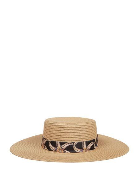 Slamnati ženski šešir - Scotch&Soda