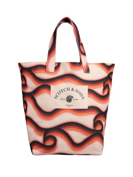 Scotch&Soda - Ženska torba sa printom