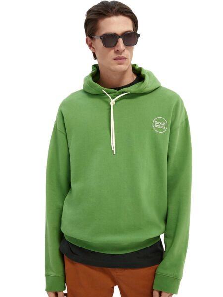 Scotch&Soda - Zeleni muški duks