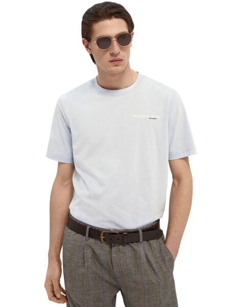 Scotch&Soda - Plava muška majica