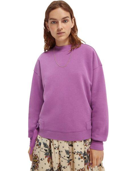 Scotch&Soda - Ženski džemper sa mašnicama