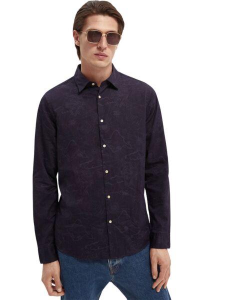 Scotch&Soda - Muška košulja sa printom