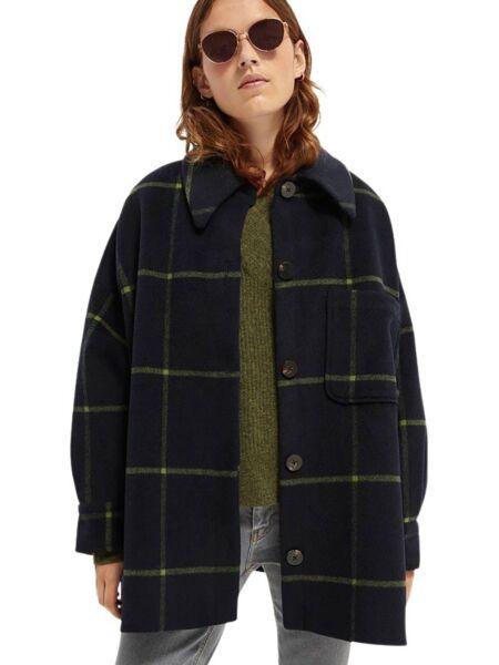 Scotch&Soda - Teget ženska jakna