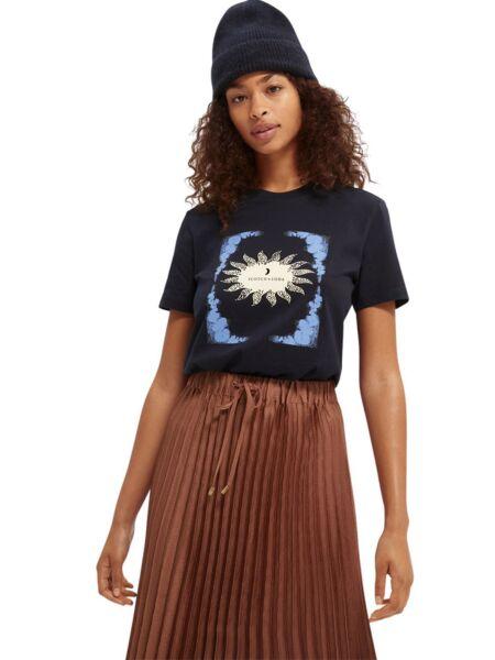 Scotch&Soda - Ženska majica sa printom