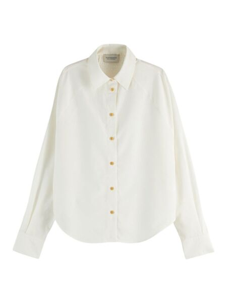 Scotch&Soda - Bijela ženska košulja