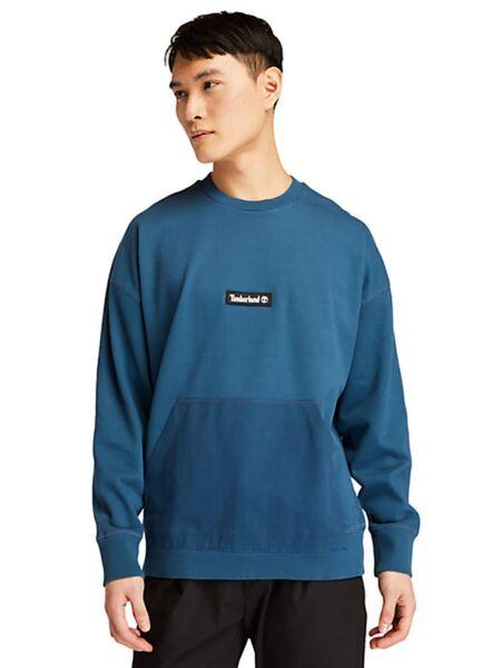 Timberland - Plavi muški duks