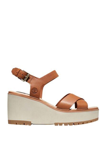 Kožne ženske sandale - Timberland