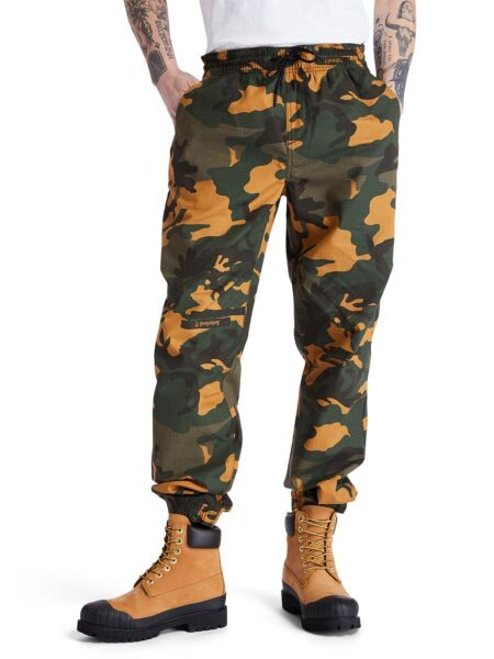 Maskirne muške pantalone - Timberland