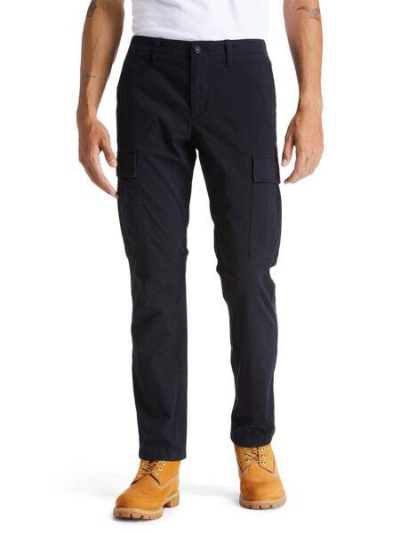 Muške crne pantalone - Timberland