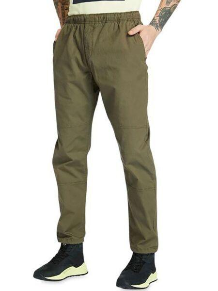 Timberland - Maslinaste muške pantalone