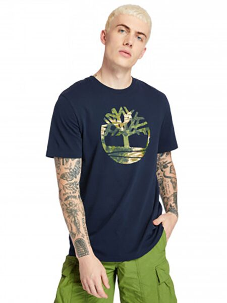 Muška logo majica - Timberland