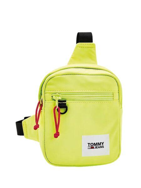 Neon žuta muška torbica - Tommy Hilfiger