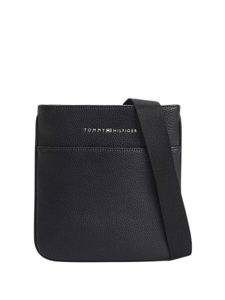 Tommy Hilfiger - Crna muška torbica