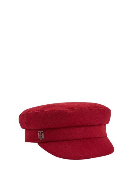 Tommy Hilfiger - Crvena ženska kapa