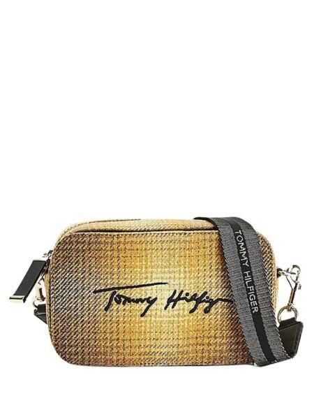 Tommy Hilfiger - Žuta ženska torbica