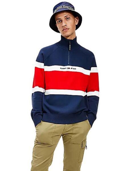 Muški džemper sa zipom - Tommy Hilfiger