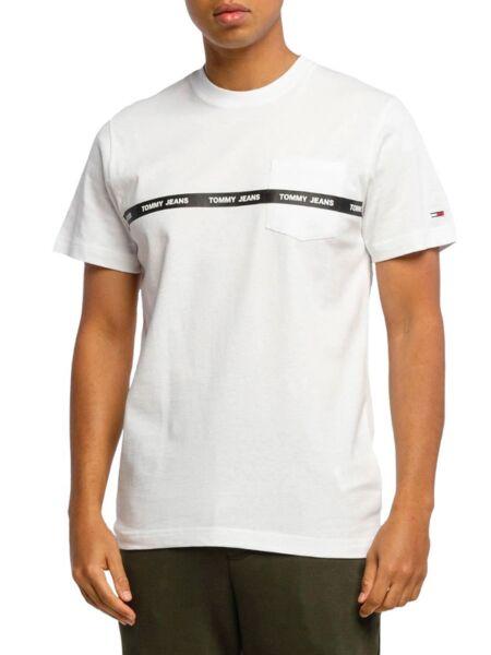 Tommy Hilfiger - Bijela muška majica