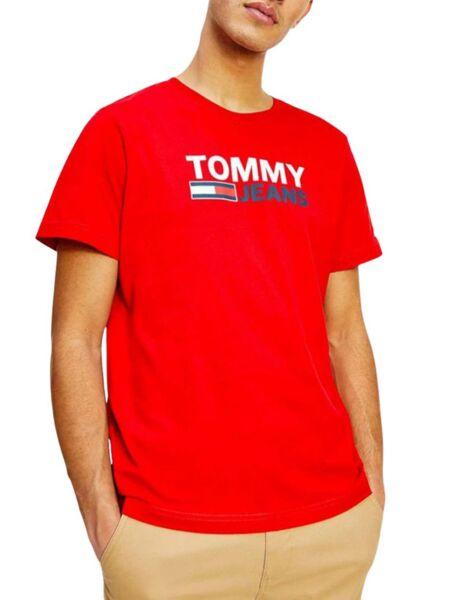 Tommy Hilfiger - Crvena muška majica