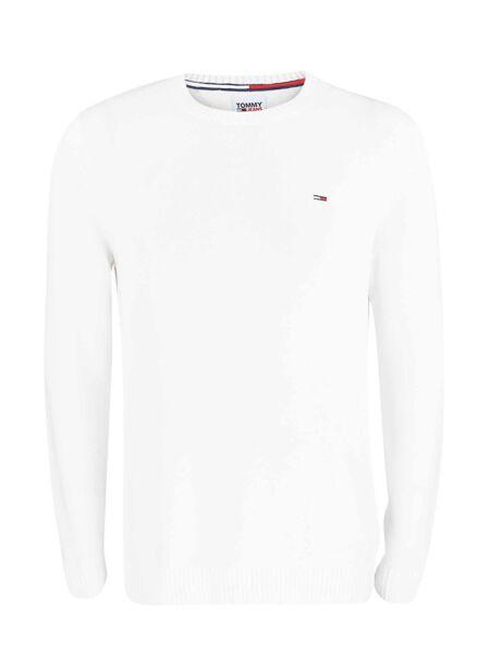 Tommy Hilfiger - Bijeli muški džemper