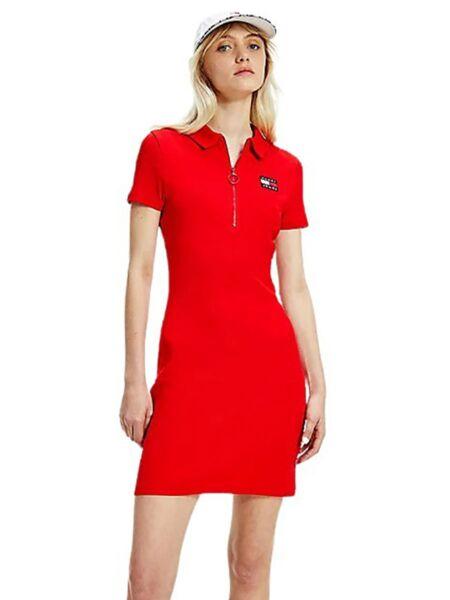Tommy Hilfiger - Crvena mini haljina