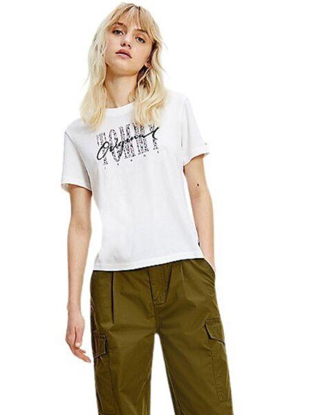 Tommy Hilfiger - Bijela ženska majica