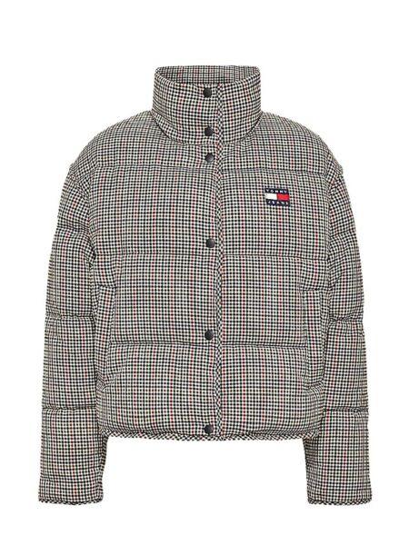Tommy Hilfiger - Karirana ženska jakna
