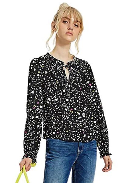 Tommy Hilfiger - Cvjetna ženska bluza