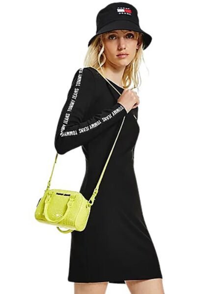 Tommy Hilfiger - Crna mini haljina