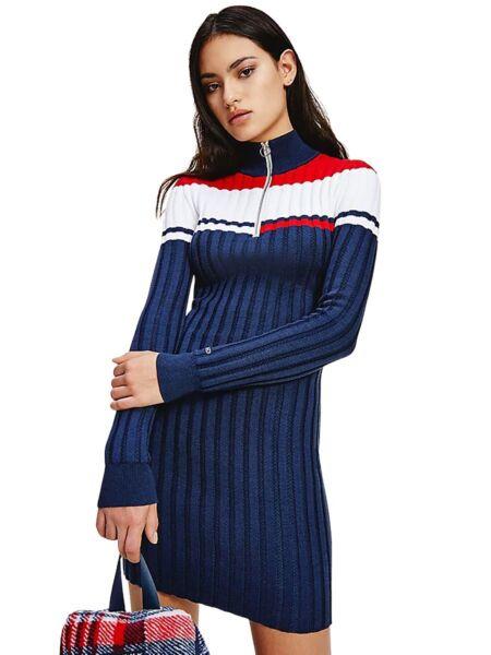 Tommy Hilfiger - Mini džemper-haljina