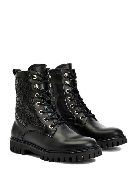 Tommy Hilfiger - Kožne ženske čizme