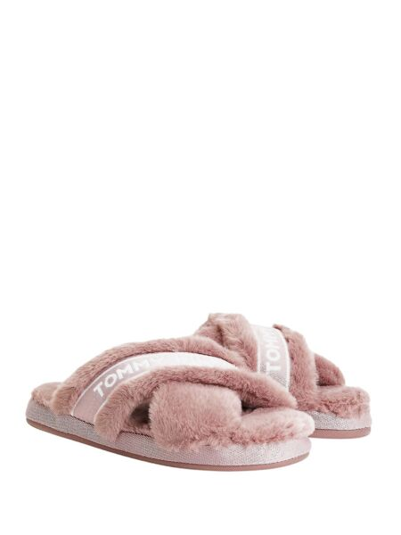 Tommy Hilfiger - Plišane ženske papuče