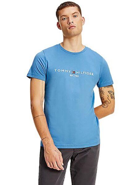 Tommy Hilfiger - Plava muška majica
