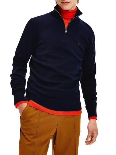 Tommy Hilfiger - Teget muški džemper