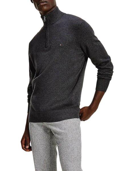 Tommy Hilfiger - Sivi muški džemper