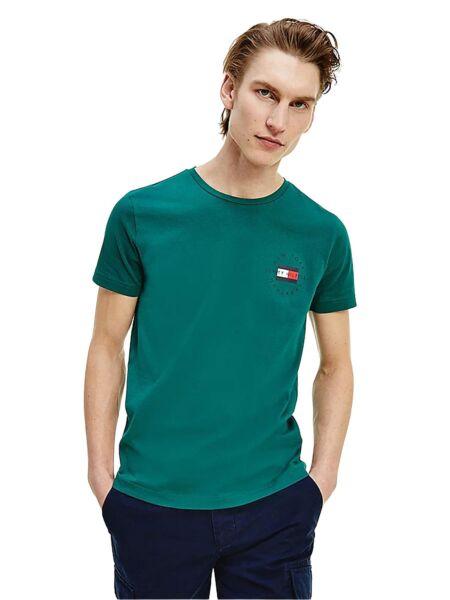 Zelena muška majica - Tommy Hilfiger