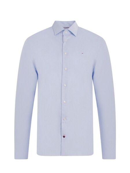 Tommy Hilfiger - Plava muška košulja