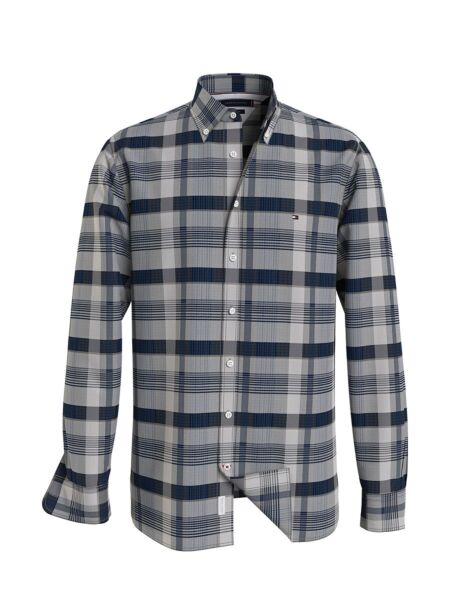 Tommy Hilfiger - Karirana muška košulja
